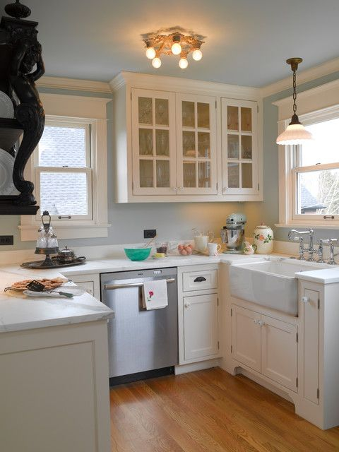 Counter Top In Victorian Kitchen   Google Search