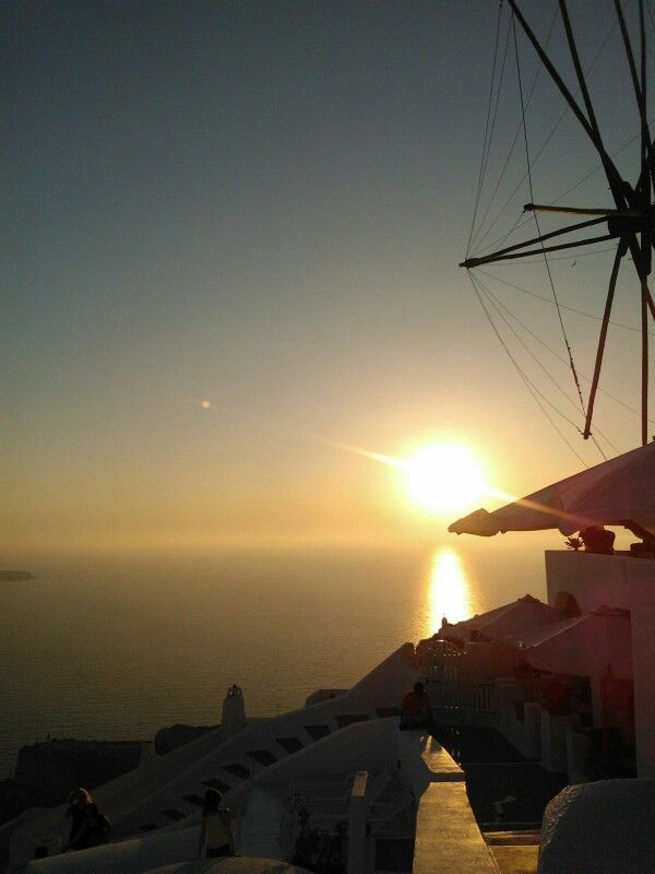 Santorini,Grecia