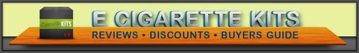 E Cig Starter Kits Magazine - Cheapest e Cig Starter Kit Options