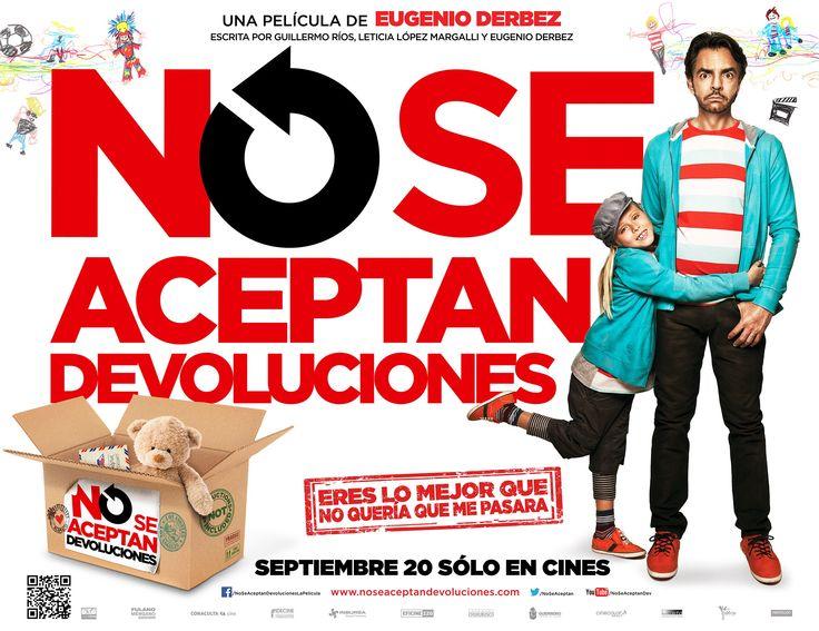 No se aceptan devoluciones Opera prima de Eugenio Dervez