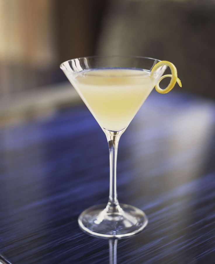 Lemon Drop Martini  - MarieClaire.com