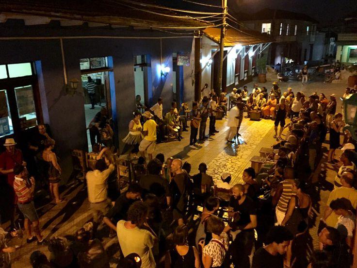 Concerti di musica tradizionale cubana e sensuali balli caraibici... fino all'alba.