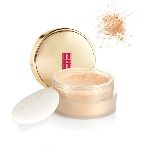 Elizabeth Arden Ceramide Skin Smoothing Loose Powder ($30) ❤ liked on Polyvore featuring beauty products, makeup, face makeup, face powder, 34. foundation & blush., beauty, foundation, elizabeth arden and loose face powder