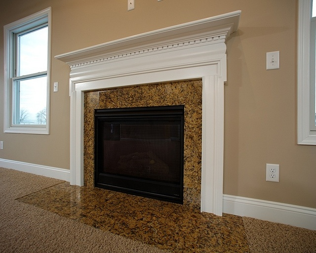 77 Best Fireplaces Images On Pinterest Fireplace Ideas