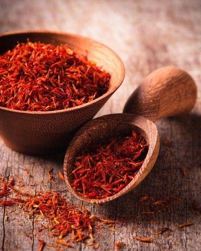 saffron - preserve levels of dopamine, seratonin, and norepinephrine