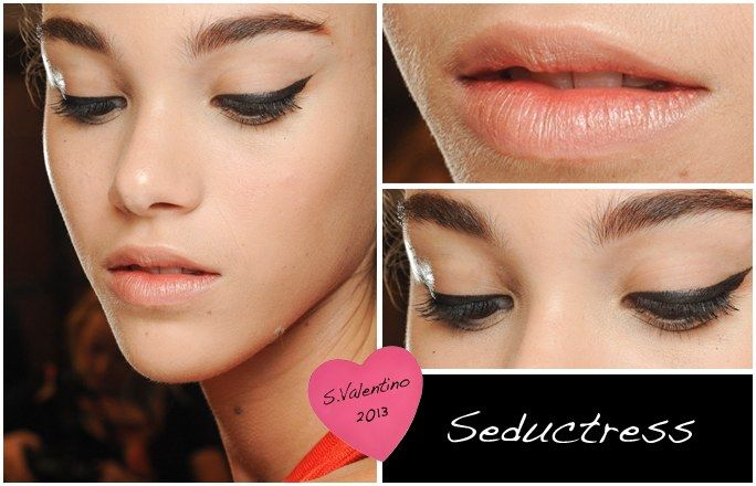 #Makeup da seduttrice per #sanvalentino