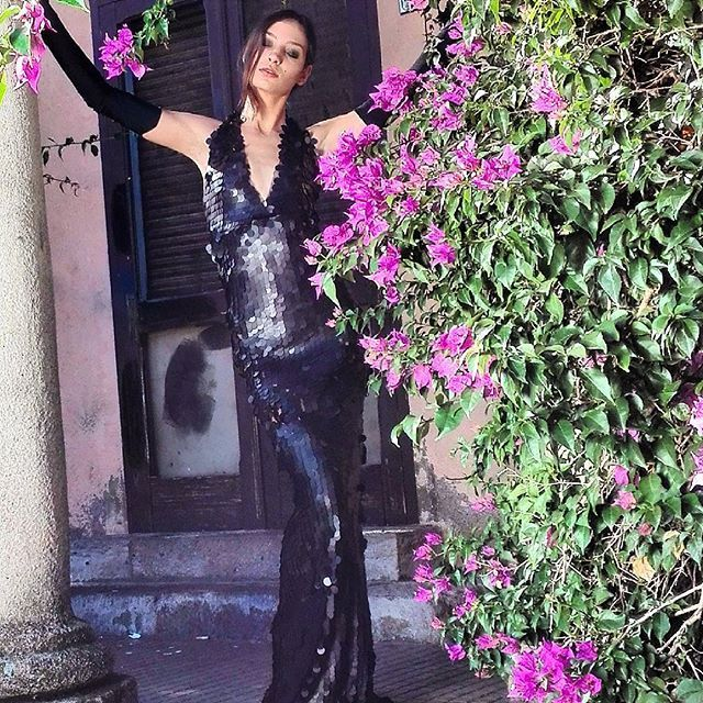 #fashion#model#paillettes#cool#chic#black#moda#madeinitaly#habdmade#couture#sardinia#trend#instafashion#picoftheday#laboratoriostilistico#eveningdress#womenswear#madetomeasure#diva#