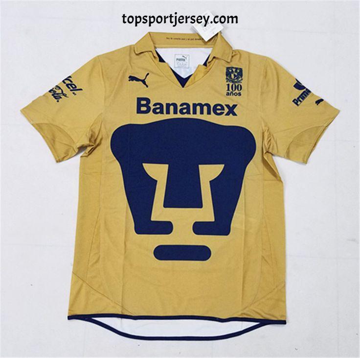 Pumas Unam 2017-18 jerseys are available on topsportjersey.com  #pumas #mexico #football #soccer