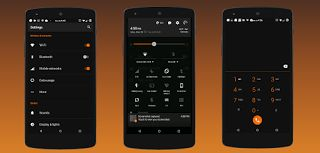 Black MTRL - Dark Orange CM13 v4.0  Lunes 30 de Noviembre 2015.Por: Yomar Gonzalez   AndroidfastApk  Black MTRL - Dark Orange CM13 v4.0 Requisitos: 5.0  Descripción: USTED DEBE TENER UNA ROM PERSONALIZADO CON EL TEMA DEL MOTOR CM12 Y UN DESPUÉS BUILD 01/29/2015 Para que esto funcione !! No compre esto si no está seguro de lo que es eso!!! Este tema está en beta como es el motor del tema !! Por favor envíeme un correo electrónico con cualquier problema para que puedan ser corregidos. !! MTRL…