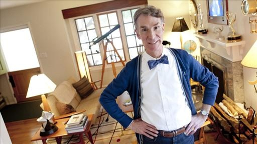 How Bill Nye keeps his home humming with solar panels, energy-efficient windows and a range of green gadgets
