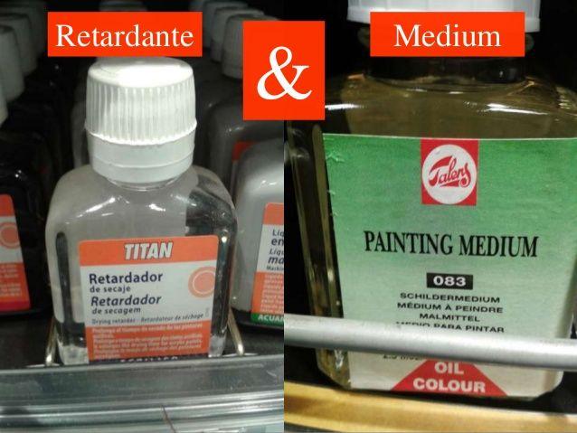 Medium y Retardante by Caridad Yáñez Barrio via slideshare