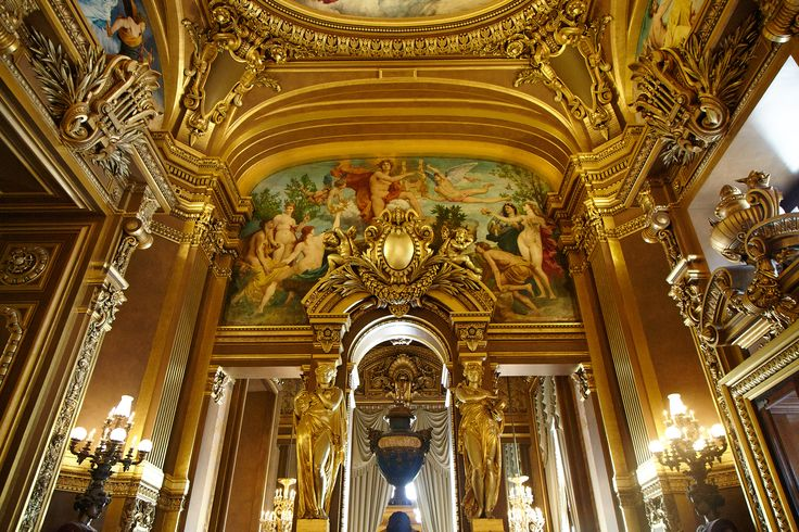 Opera House, Paris May 2013 by Karin Henriques