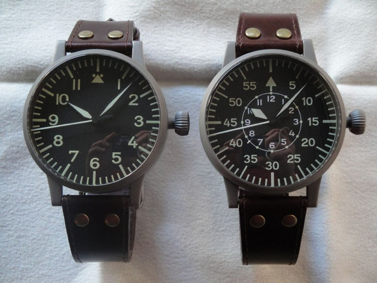 Laco watches - cheaper models can be picked up for around £150