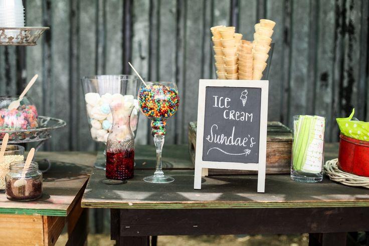 Ice cream Sunday funday