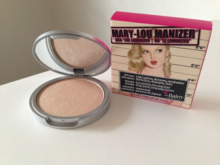 Let's TalK Luminizer(So you want to shine?): Review of The Balm Mary Lou-Manizer!
