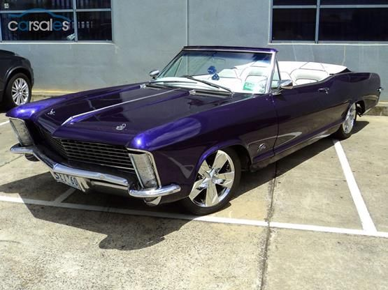 1965 Riviera GS for Sale | makes 1965 buick riviera gs convertible for sale greenvale victoria ...