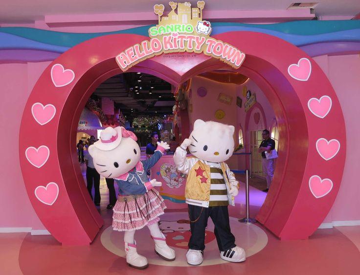hello kitty theme park in japan dear daniel to hellow kitty town