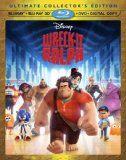 Wreck-It Ralph DVD Review