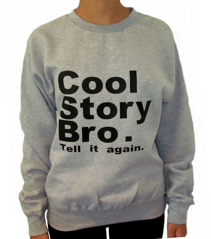 Cool Story Bro, £15.00