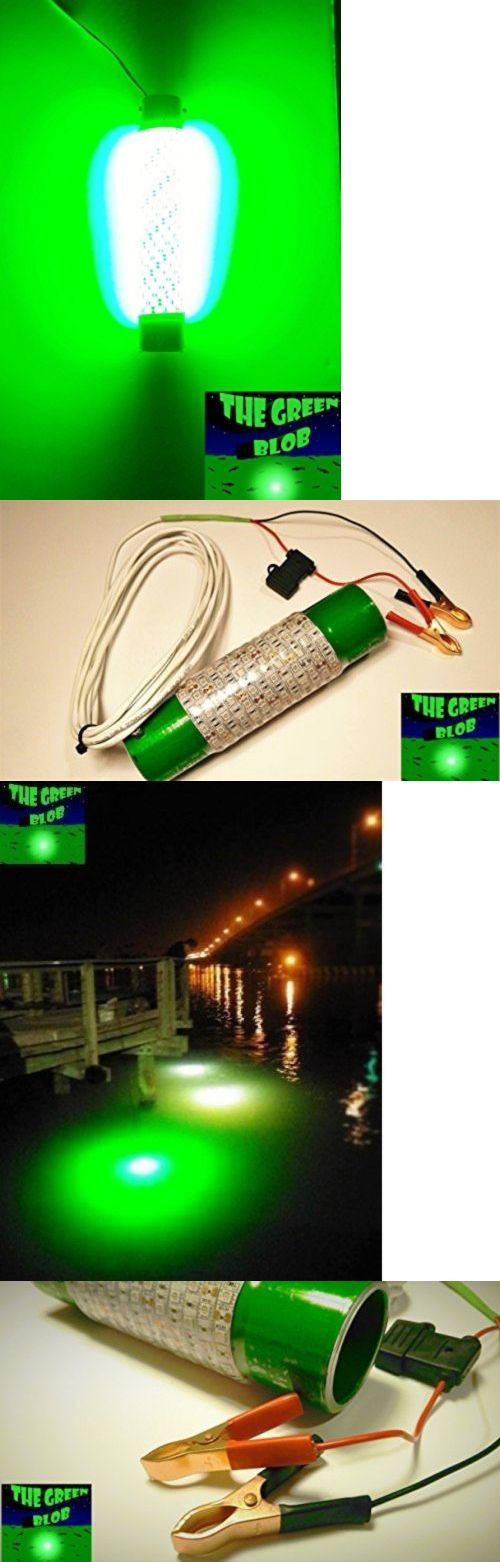 Lights 123489: Green Led Underwater Night Fishing Light, 6000 Lumens, Green Blob-150, Fully -> BUY IT NOW ONLY: $110.89 on eBay!