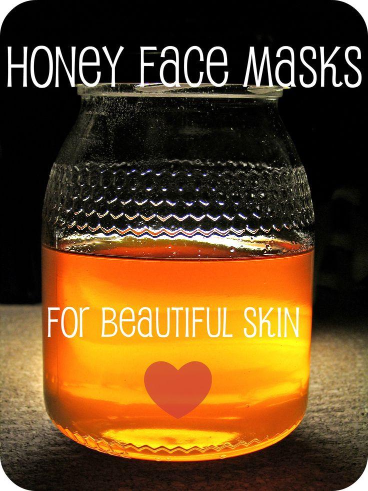 Homemade Honey Face Mask Recipes for Beautiful Skin