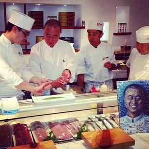 Nobu Food Festival  10 Year Matsuhisa Mykonos Anniversary  photo credits: @nickgio1