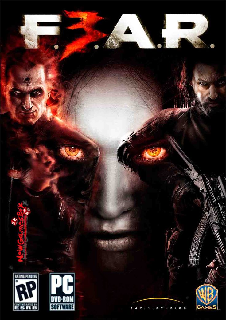 Fear 3 pc game free download full version pc system