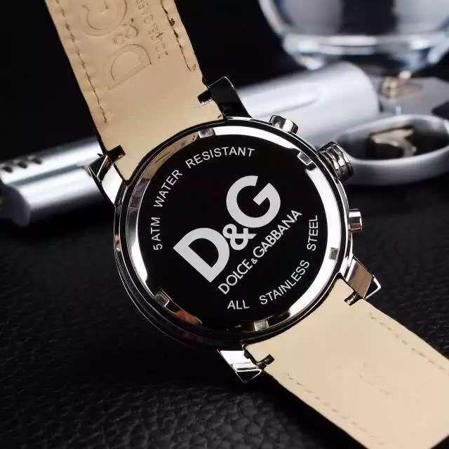 LMBY-017 Price: USD 105 D&G watch, Italian classic watch brand, exquisite watch