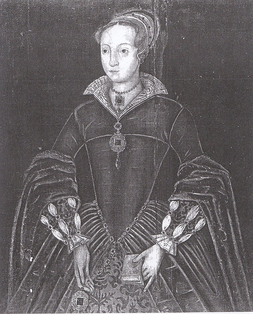 Lady Jane Grey - Houghton portrait