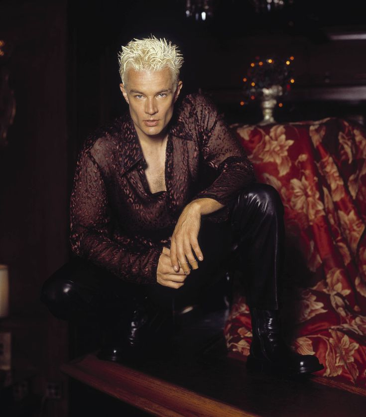 James Marsters as Spike on Buffy the Vampire Slayer ♪ Spike: Trust is for old marrieds, Buffy. Great love is wild and passionate and dangerous. It burns and consumes.