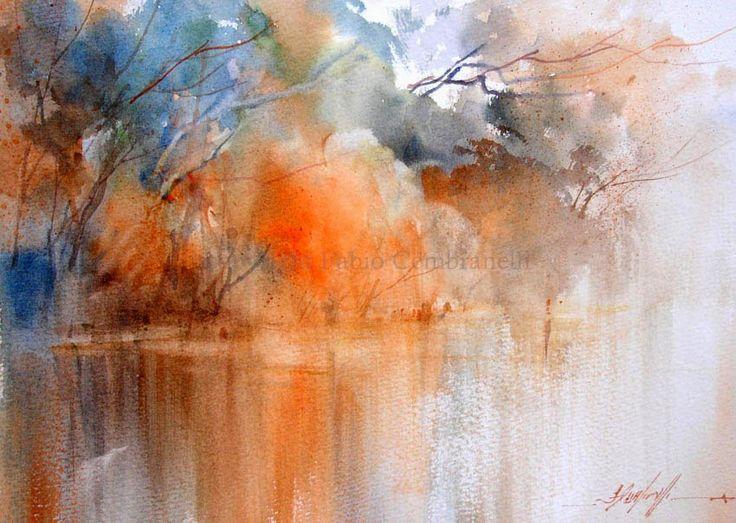 Fábio Cembranelli - A Painter's Diary | watercolor 15 ...