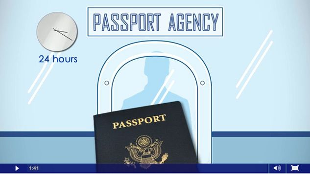 #USPassport#RushMyPassportOrder a US Passport Renewal Application Online using RushMyPassport.com which has been voted #1 in speed and customer service.