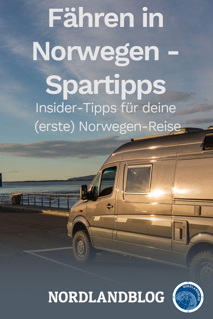 Insider-Tipps für deine (erste) Reise – Fähren in Norwegen