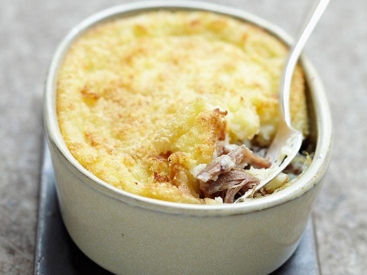 Découvrez la recette Recette Thermomix hachis parmentier sur cuisineactuelle.fr.