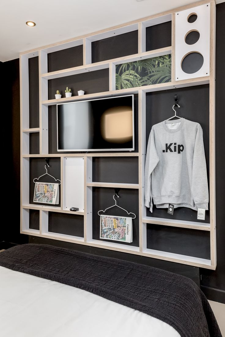 Kip Hotel // 2 Aspland Grove, London // Magnificently monochrome, because there doesn't need to be a new black. Shop-and-eat-centric location plus loaner bikes means you'll be free-wheeling through London like a local. Function-focused design stays out of your way, for nights you don't need bells & whistles messin' with your sleep mojo.