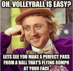 volleyball memes - Google Search