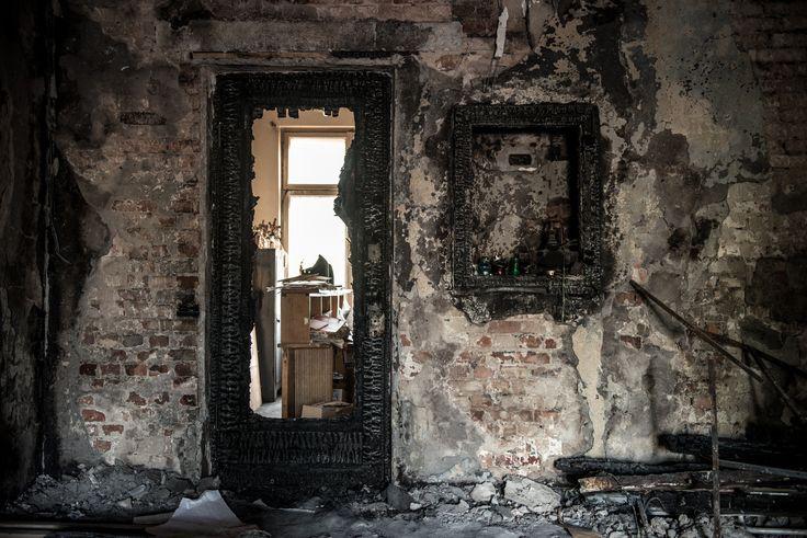 Il fotoreporter Andrea Chiarucci ha documentato il massacro di Odessa del 2 maggio 2014. In esclusiva per OFF alcune immagini del reportage.   @credits Andrea Chiarucci www.studioclic.it