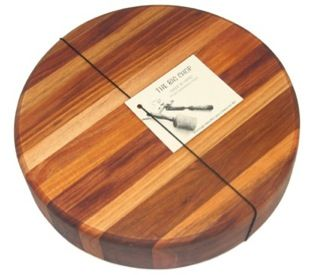 Our Round Chopping Board is the perfect addition to every home.   Our boards are naturally antibacterial and won't dull your knife blades, making them the ideal kitchen companion.