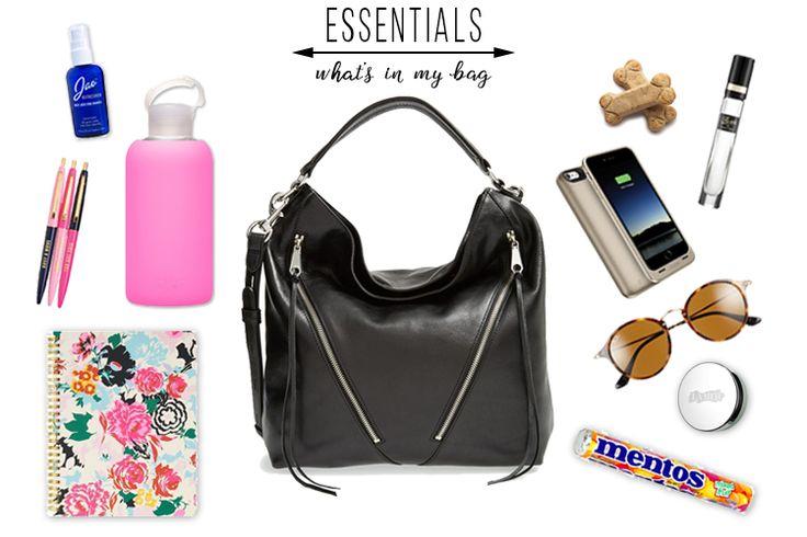 Take A Peek Inside My Bag – Julianne Hough