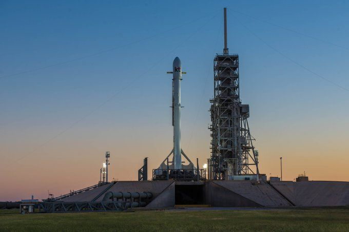 Watch SpaceX launch Koreasat-5A on a Falcon 9 rocket live