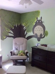 Totoros Nursery