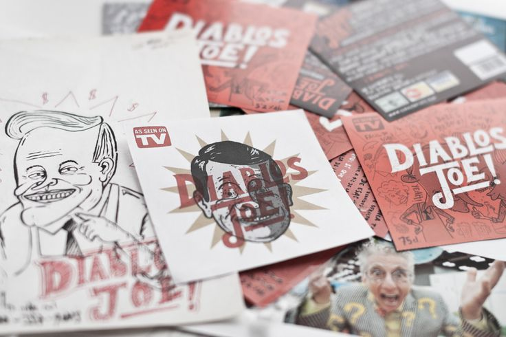 "Swing Estudio | http://swingestudio.com ""Label design for artisan beer Diablos…"