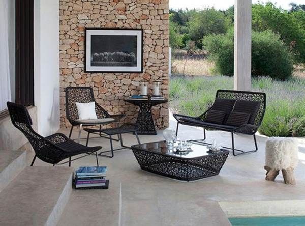 Fabulous Black Metal Patio Table Metal Patio Furniture Sets Ai .