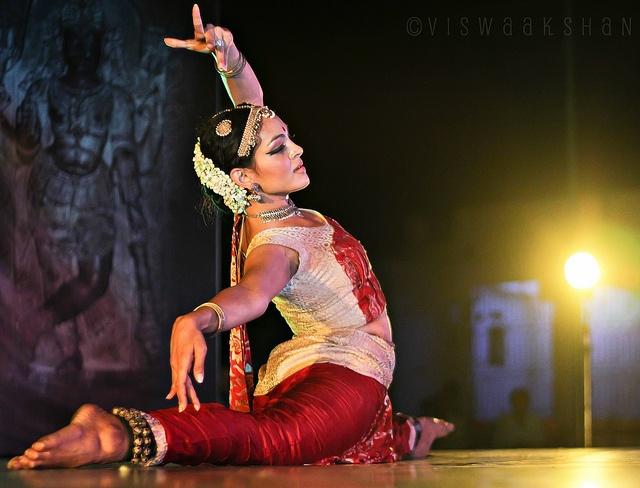 Bharatanatyam - Rukmini by shutterbug in me, via Flickr
