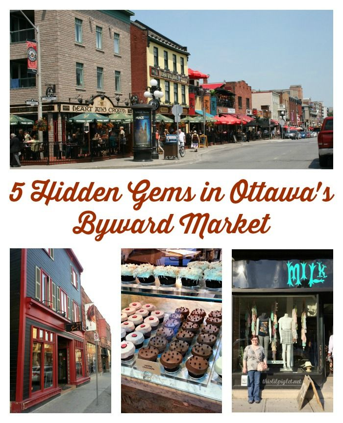 This spring I was in Ottawa for a conference, this time it was just Baby Roo and I on a girls road trip.  Even though we were not staying in downtown Ottawa I made sure to make a trip, well 2 actually, to the Byward Market.  A lovely area of downtown Ottawa that offers...Read More