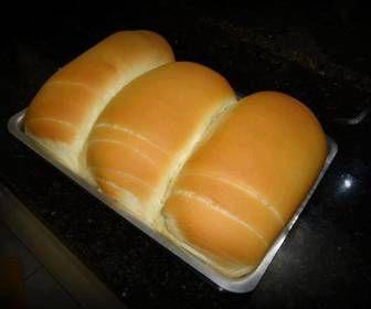 Receita de Pão caseiro fofinho - Show de Receitas