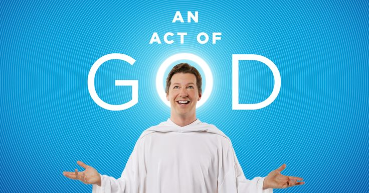 AN ACT OF GOD Official Site : Home