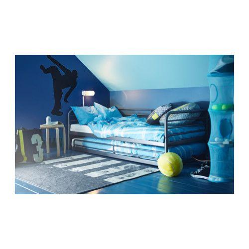 les 25 meilleures id es de la cat gorie lit gigogne ikea sur pinterest fort pour lits. Black Bedroom Furniture Sets. Home Design Ideas