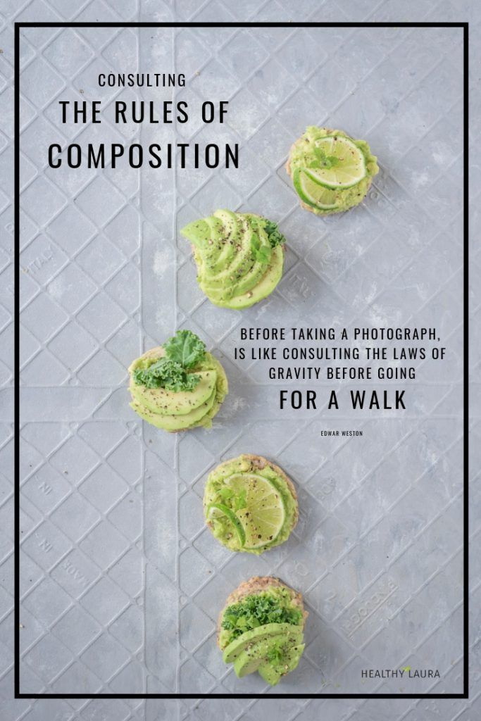Food Composition Vs Food Styling What S The Difference