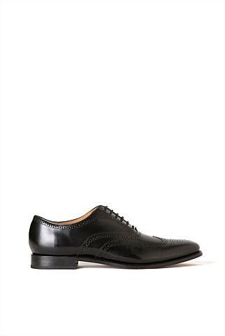 Modern Brogue #classic #brogue #leather